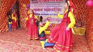 Happy Makar Sankranti - Super hit Song Chaita Ki Chaitwal, Super Hit Performance