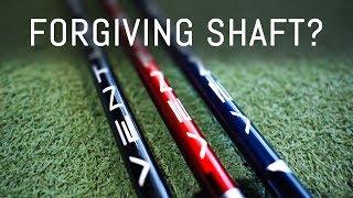 Forgiving Golf Shaft? Fujikura Ventus Red, Blue & Black
