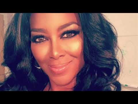 Kenya Moore Is Under Fire Over Stunning Controversial Fur Photo Shoot Featuring Brooklyn