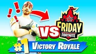 friday fortnite king returns 👑