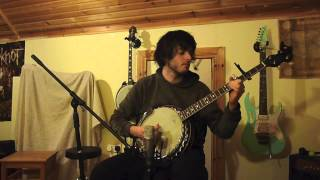 "Pitbull ft Ke$ha ""Timber"" (Banjo Cover by Maxl)"