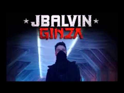 J . Balvin Ginza (audio)