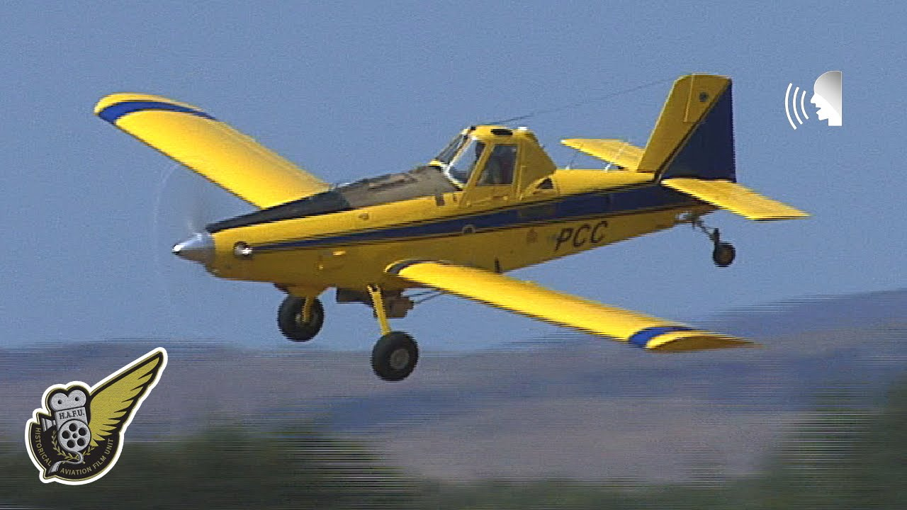 Agricultural Air Filters For Tractors : Air tractor at b turbine ag aircraft youtube