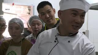 Якутских школьников научили готовить здоровую пищу