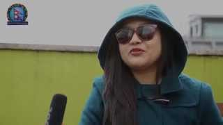 Aastha raut Interview with NEPALI WEB TV in south  Korea