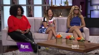 The Real (Talk Show) - Raven-Symoné (Part 1)