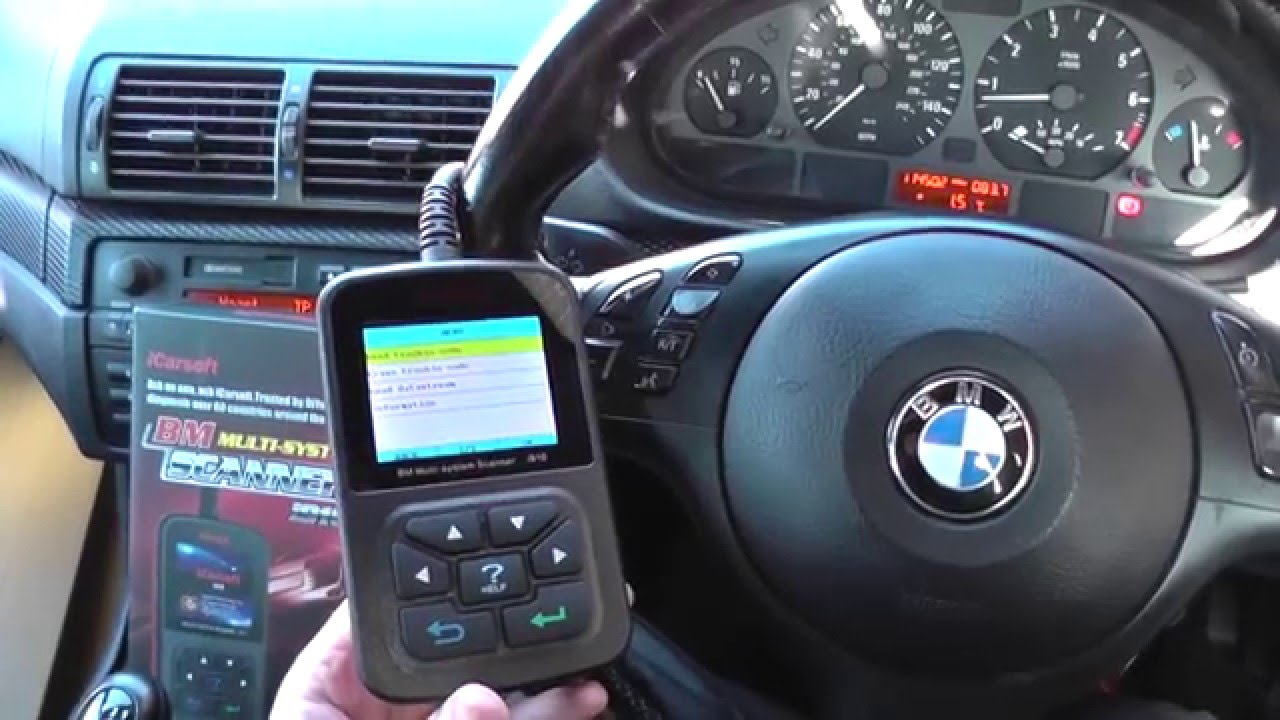 BMW Scan Tool: Top 9 Picks Review [Updated Jan  2019] - OBD Advisor
