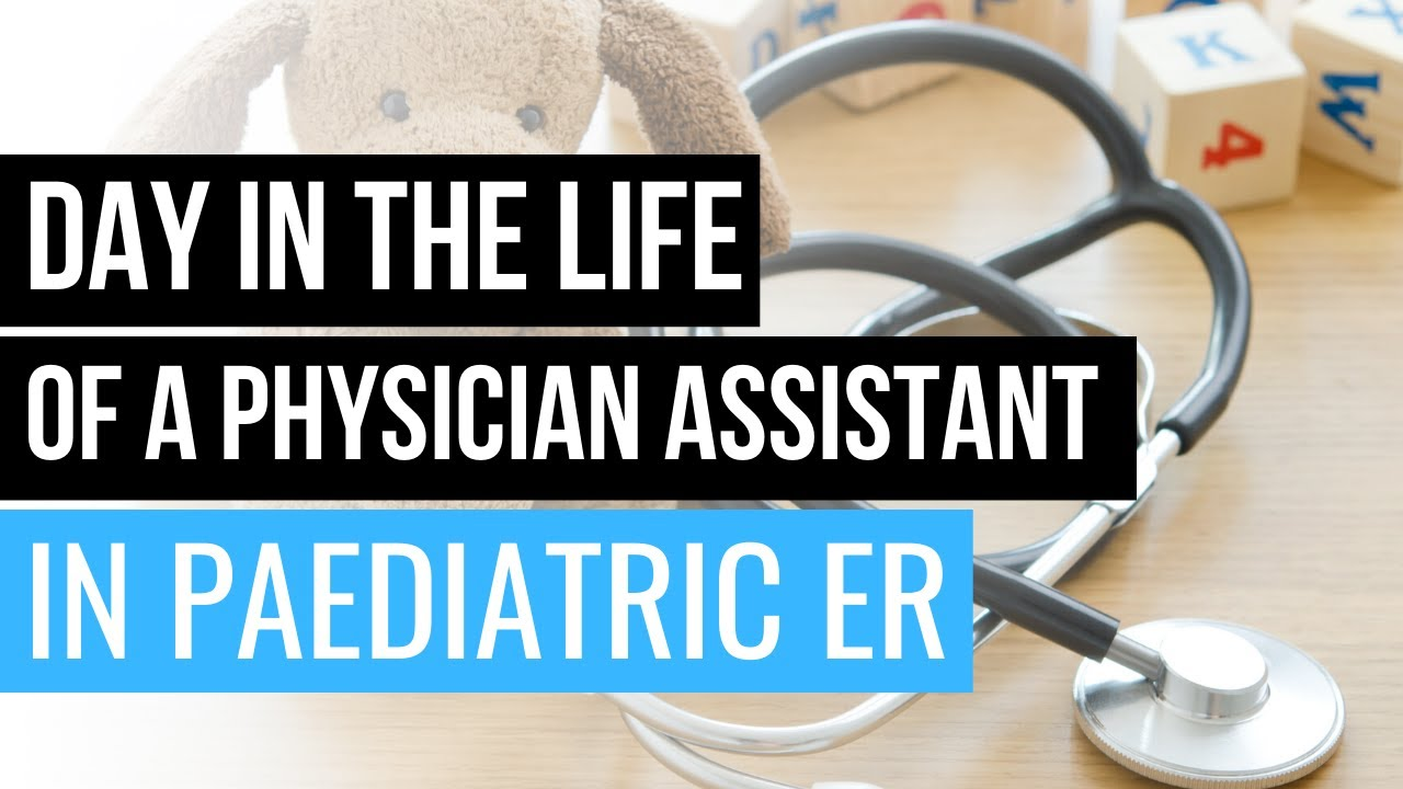 Download Day in the Life of a PA in Pediatric Emergency Medicine - Jordan Levinter, CCPA
