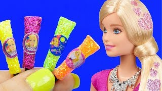 8 DIY Miniature Hacks and Crafts for Barbie