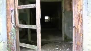 Миловице: город призрак советских военных