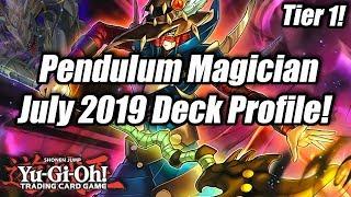 yu gi oh july 2019 pendulum magician deck profile tier 1