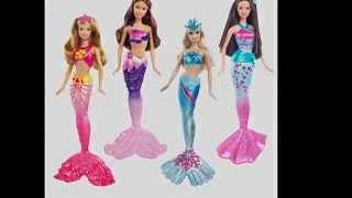Абсолютный лидер любимых игрушек - Кукла Барби Русалка!