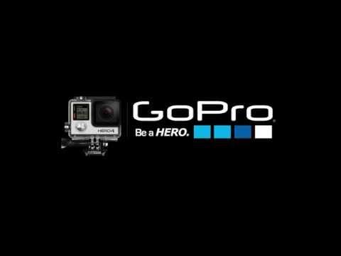 GoPro Hero 4 intro clip in 1080p