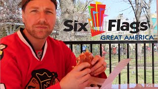 Six Flags Dining Review Part I