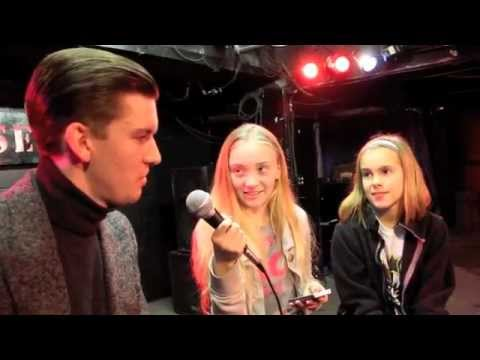 Kids Interview Bands - Willy Moon