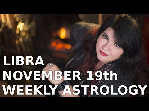 libra weekly horoscope 27 november 2019 michele knight