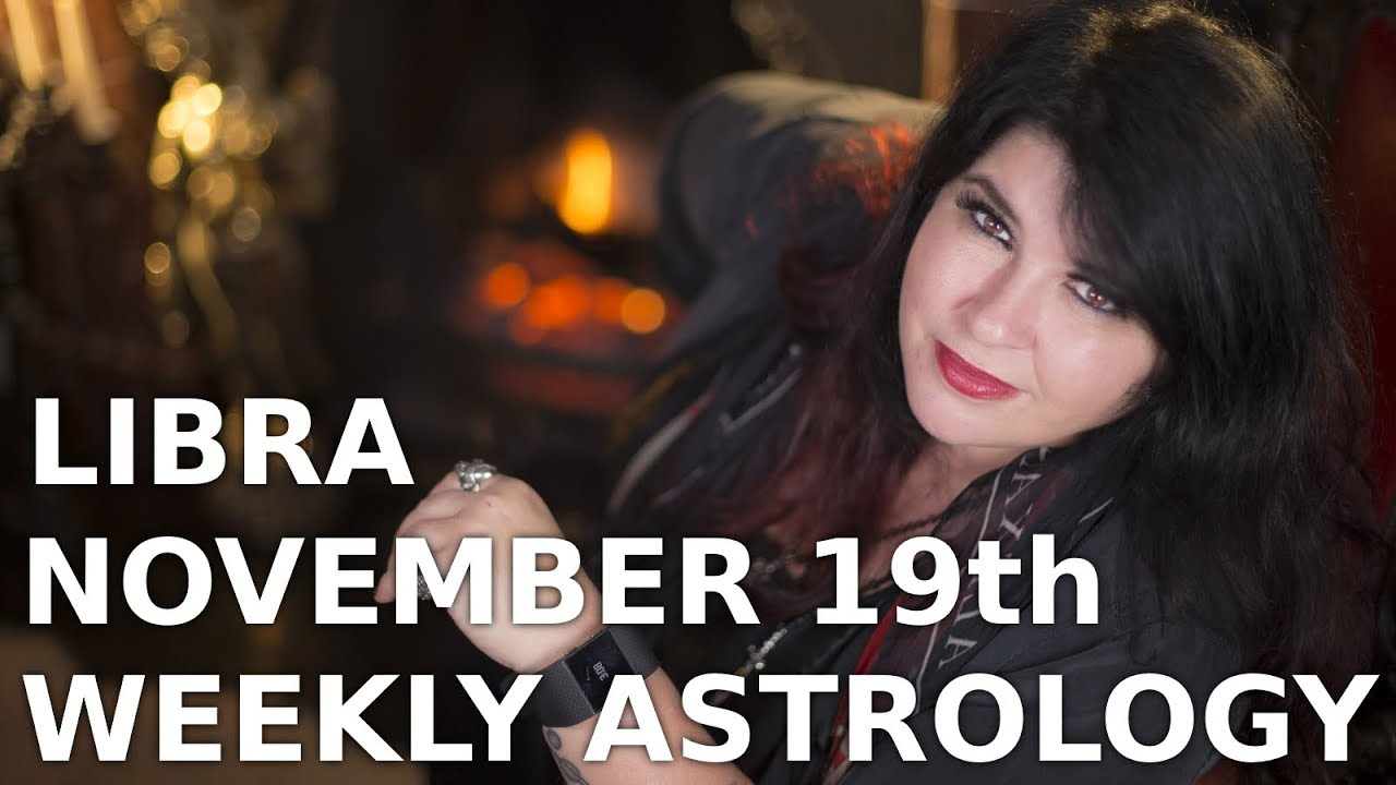 libra weekly horoscope 17 december 2019 michele knight