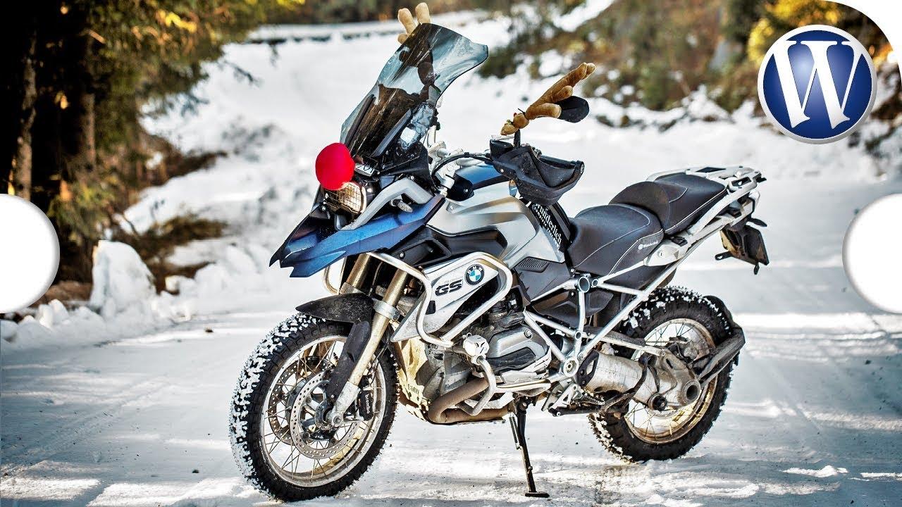 Frohe Weihnachten Motorrad.Merry Christmas Wunderlich Gmbh R 1200 Gs Lc Frohe Weihnachten