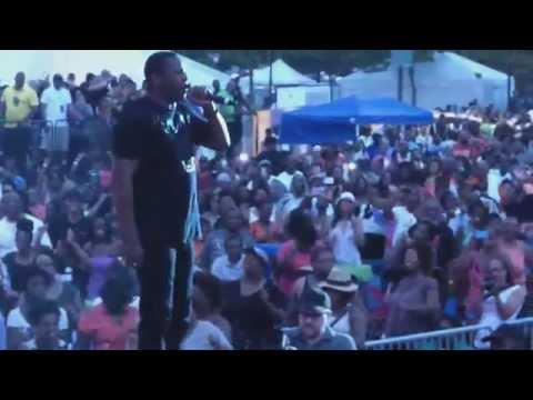 Doug E Fresh - Baltimore African American Music Festival 2015