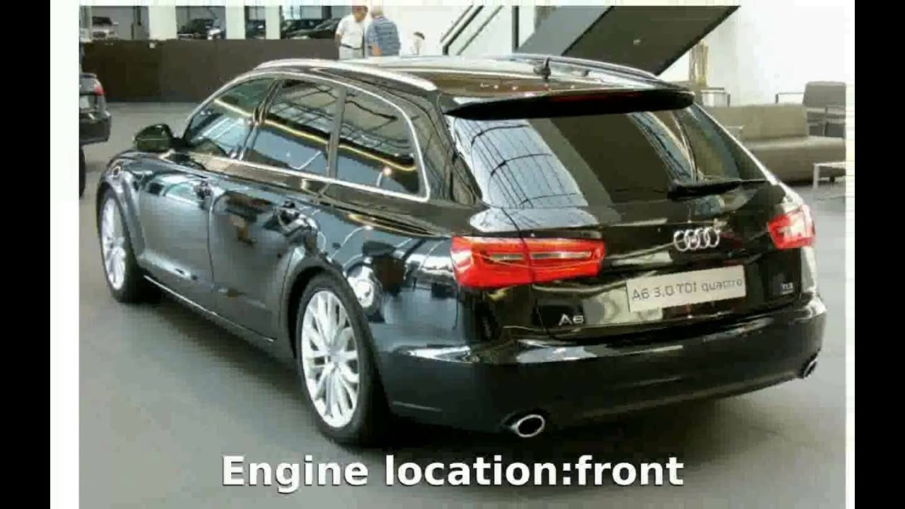 2007 audi a6 avant 3 0 tdi quattro specs sheliraba. Black Bedroom Furniture Sets. Home Design Ideas