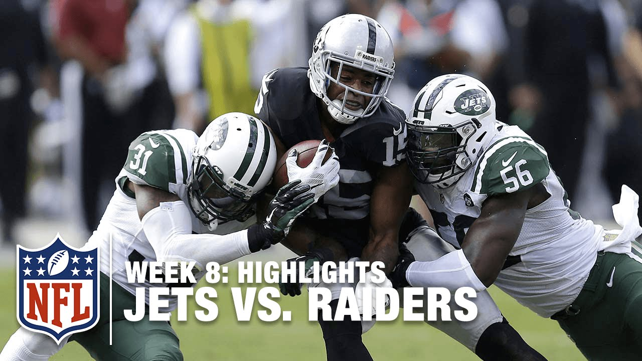 New York Jets vs. Oakland Raiders RECAP, score and stats | NFL Week 2