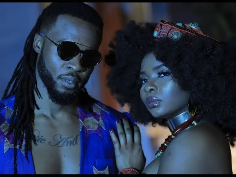 Flavour ft Yemi Alade - Crazy Love || Video