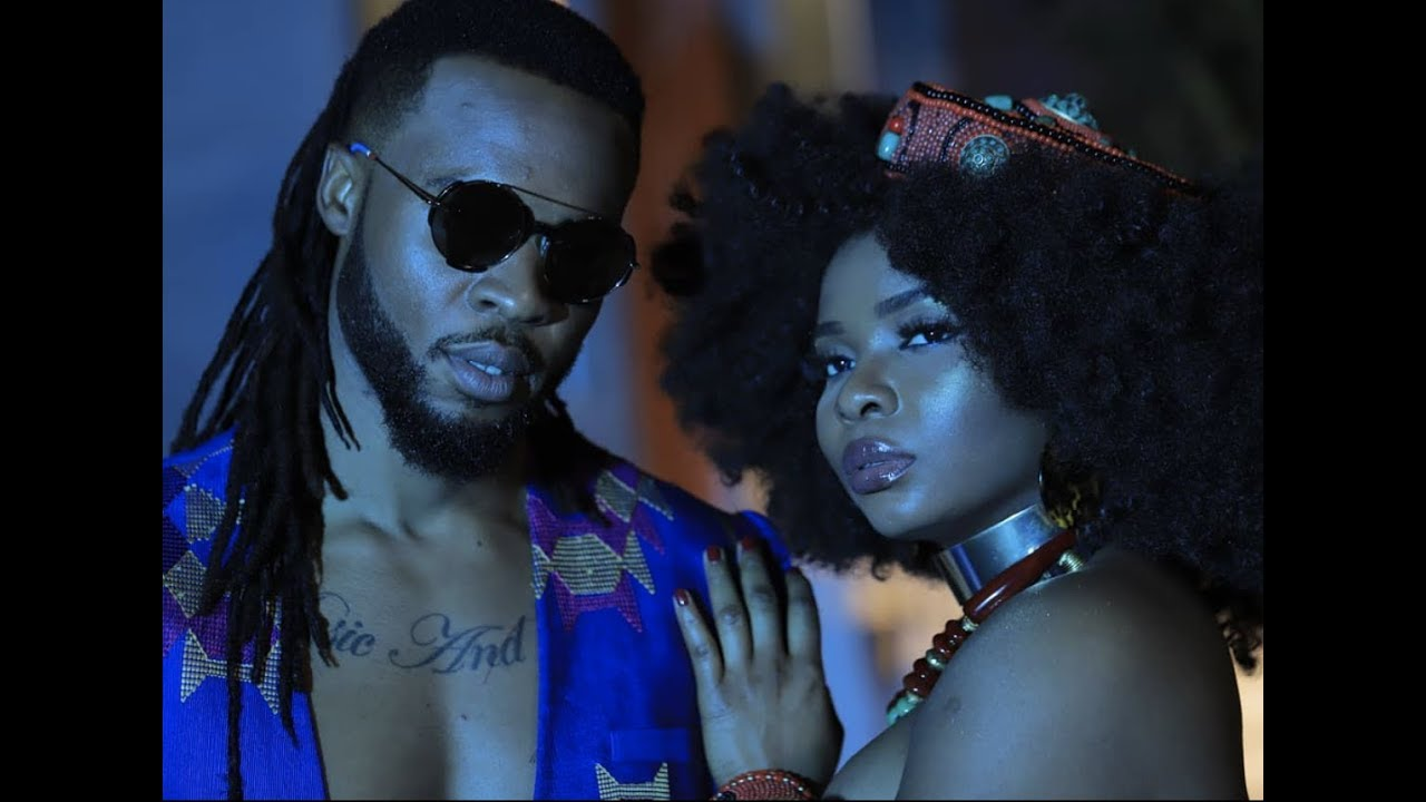 DOWNLOAD VIDEO + MP3: Flavour ft  Yemi Alade - Crazy Love