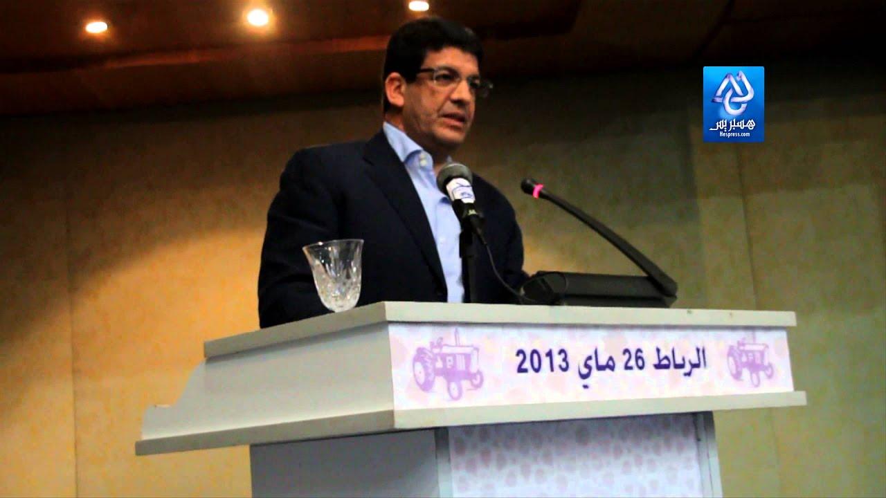 Hespress.com: Moustapha Bakouri & les nouvelles provinces