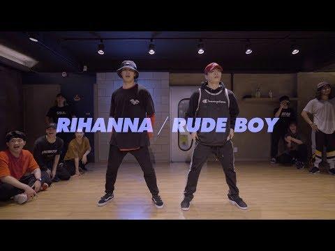 Rihanna  Rude Boy  Jay B X Force Collab class