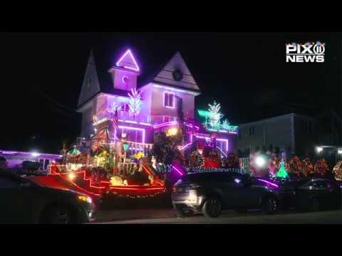Dyker Heights Brooklyn Holiday Lights