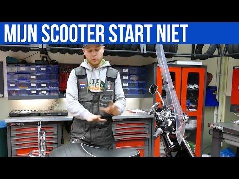 HELP MIJN SCOOTER START NIET | VOL GAS MET JOEY