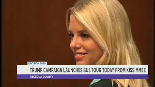 The Team Trump on Tour Bus Tour is launching today in Florida!