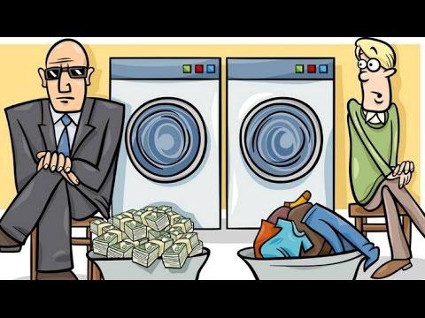 NASA + JP Morgan + FRB - CRIS $$ Laundering