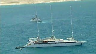 فرانسه باید به دزدان دریایی غرامت بدهد