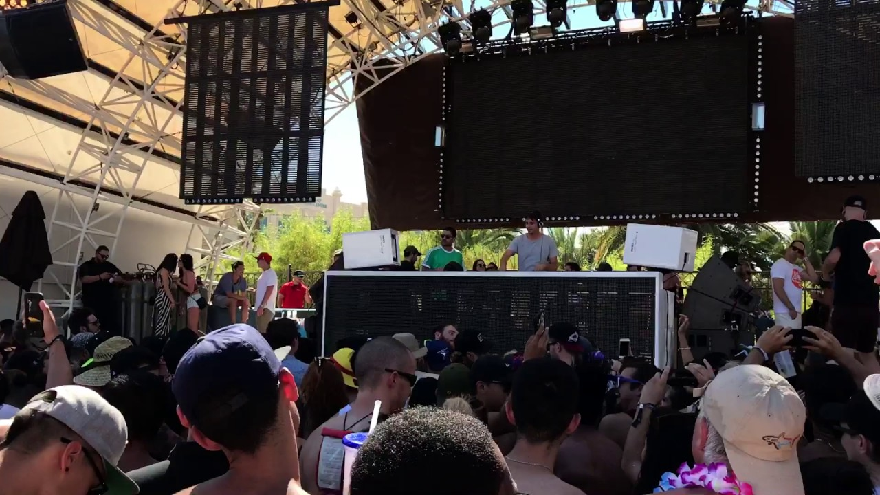 Flume Day Light Beach Club Las Vegas 2017