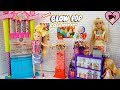 Jojo Siwa Doll in Barbie Candy Shop Toy -  Blow Pop Lollipop Shop Review