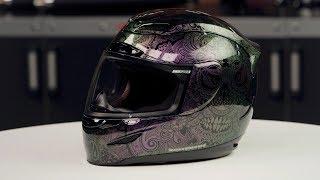 Icon Airmada Georacer Helmet Overview - Getlowered Com - Get Lowered