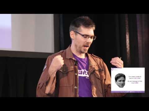 Marcus Graham - Director of Community & Education @ Twitch - CMX Summit 2014