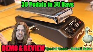 Carl Martin 2Wah by Robert Baker - 30 Pedals in 30 Days 2015