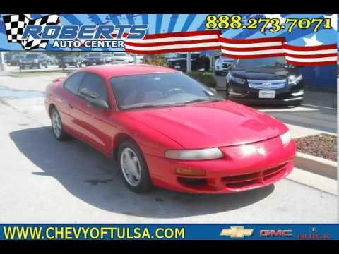 1996 Dodge Avenger Red Pryor Ok Youtube