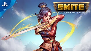SMITE - Mulan Gameplay Trailer | PS4