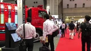 東京ビッグサイト「国際展示場」  東京国際消防防災展 2018