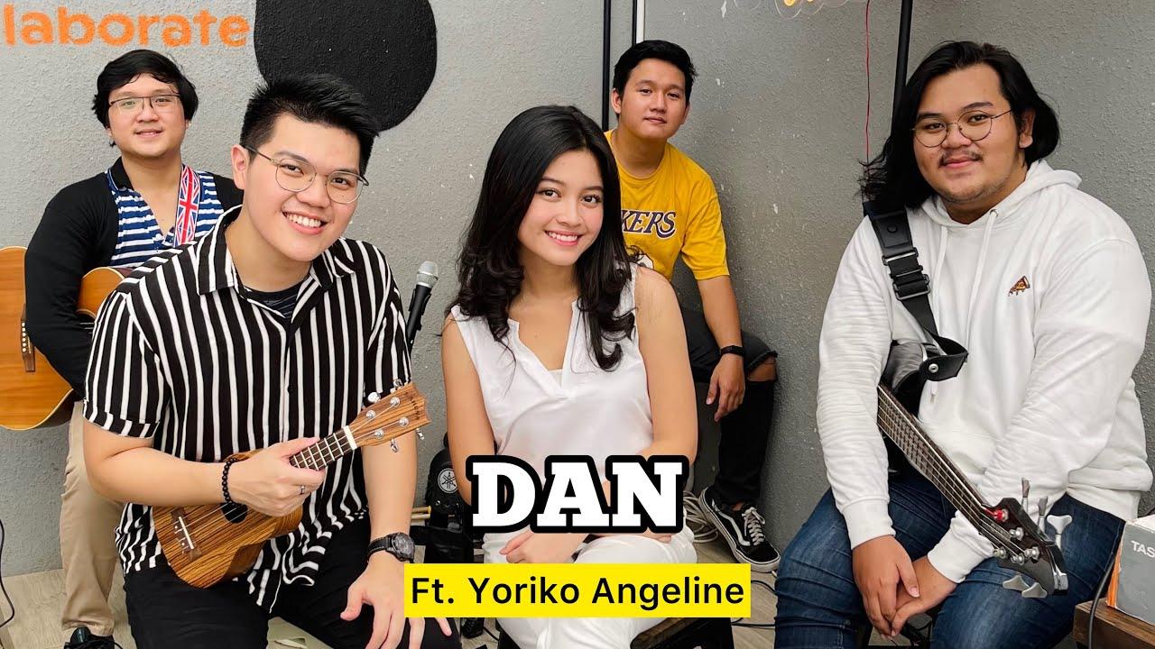 Dan (KERONCONG) - Yoriko Angeline ft. Fivein #LetsJamWithJames