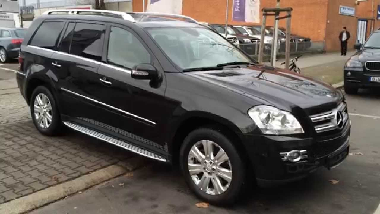 mercedes benz gl 320 cdi 4matic 7 sitzer airmatic leder xenon youtube. Black Bedroom Furniture Sets. Home Design Ideas