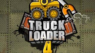 Truck Loader 4 Full Gameplay Walkthrough