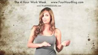 My Review of The Four Hour Work Week book by Timothy Ferriss
