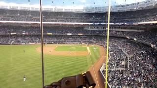 Yankee Game Vlog!
