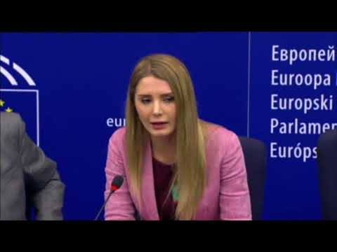 Laura Southern    European Parliament ban right wingers