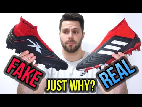THIS ADIDAS RIP- OFF WILL MAKE YOU LAUGH! *ABSOLUTELY TERRIBLE*