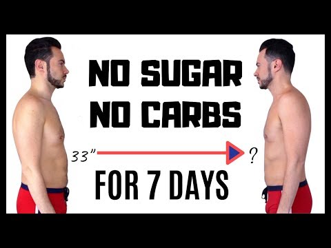 Guy Tries NO SUGAR �� NO CARBS�� for 7 DAYS | The JLo �� KETO Diet Challenge (...sort of)